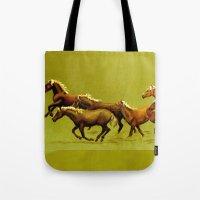 Gallop Tote Bag