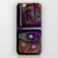 Divided iPhone & iPod Skin