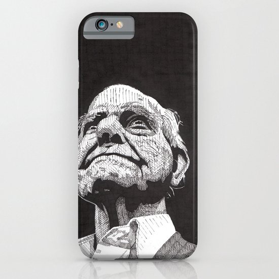Homeless man5 iPhone & iPod Case