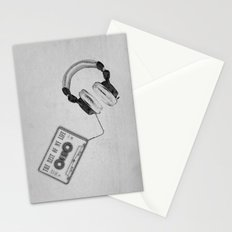 Music, please! Stationery Cards