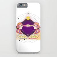 Girl From Mars iPhone 6 Slim Case