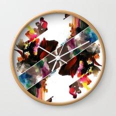 color study 2 Wall Clock