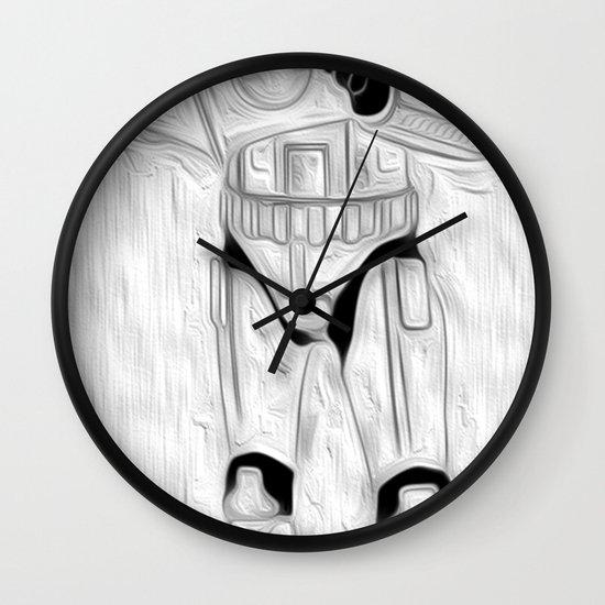 trooper empire Wall Clock