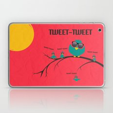 tweet-tweet, TWEET-TWEET Laptop & iPad Skin