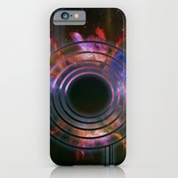 iPhone & iPod Case featuring Wall of Space by Shipwreck Moon Designs