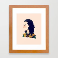 I Am Burdened With Glorious Purpose Framed Art Print
