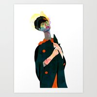 Hestia Art Print