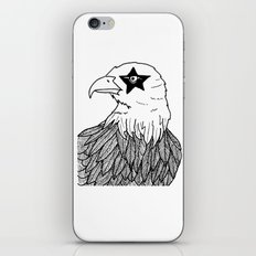 Eagle Eye (Try Something Different) iPhone & iPod Skin