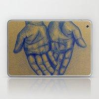 My Hands Laptop & iPad Skin