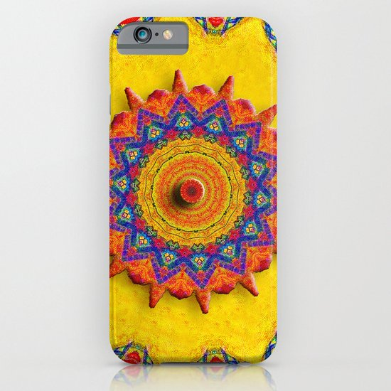 Fiesta Mosaic iPhone & iPod Case
