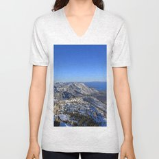 Maggies Peak Unisex V-Neck