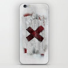 Cross my heart and hope .... iPhone & iPod Skin