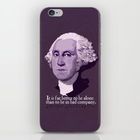 It Is Far Better To Be A… iPhone & iPod Skin