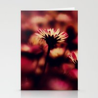 the colours of spring Stationery Cards