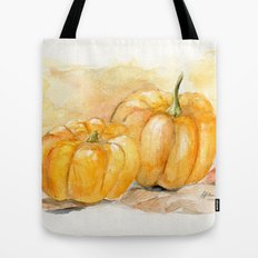 Mini Pumpkins II Tote Bag
