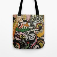 Jungle Boogie Tote Bag