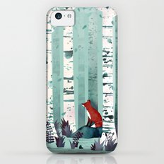 The Birches iPhone 5c Slim Case