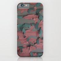 Paint Peel 1 iPhone 6 Slim Case