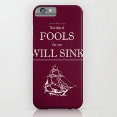 Millstone iPhone 6s Slim Case