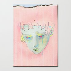 PALE FIRE Canvas Print