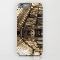 iPhone & iPod Case featuring Leadenhall Market London by David Pyatt