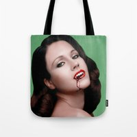 The Vamp Tote Bag