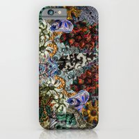 Psychedelic Botanical 15 iPhone 6 Slim Case