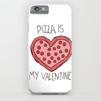 Valentine Pizza iPhone 6 Slim Case