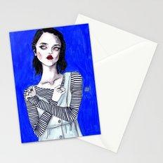 Sky ferreira / Blue period  Stationery Cards