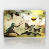 Celebration  Of Life Laptop & iPad Skin