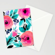 Savannah Flower Stationery Cards