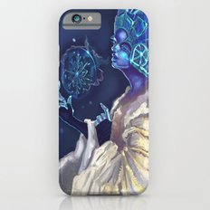 Snow Queen and a SnowFlake iPhone 6 Slim Case