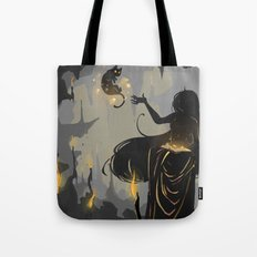 Familiar Tote Bag