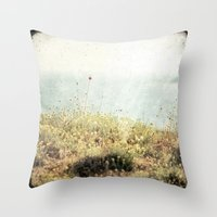Houat #4 Throw Pillow
