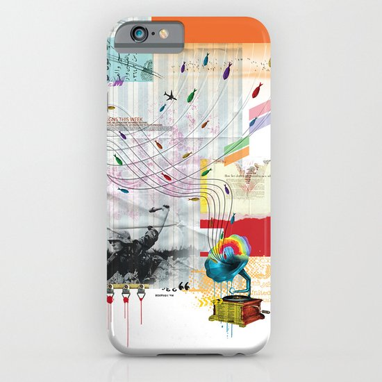 War Antheme iPhone & iPod Case