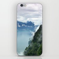 End of the Lake. iPhone & iPod Skin