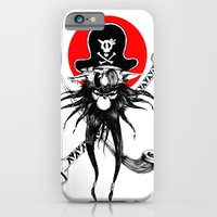 iPhone & iPod Case featuring The Pirate Dog by thanathan