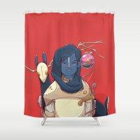 Hunter Gather Shower Curtain