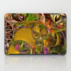Of Diatoms and Parallel Universes iPad Case