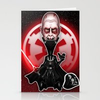 The Darth Vader concept! Stationery Cards