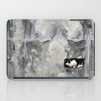 The Cat And The Nude iPad Case