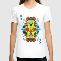 Heisenberg Fan Art Womens Fitted Tee White SMALL