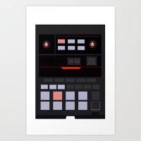 SP-202 Dreams  Art Print
