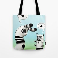 Lally Lama Tote Bag