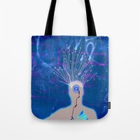 MIND on FIRE Tote Bag