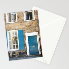 Teal Doors Stationery Cards