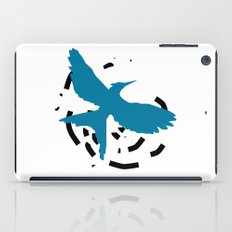 MockingJay Revolution - Blue iPad Case
