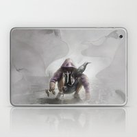 The Crow of Zagreb Laptop & iPad Skin