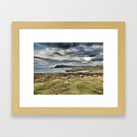 Ireland Calls Framed Art Print