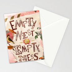 Empty Nest • Empty Mess Stationery Cards
